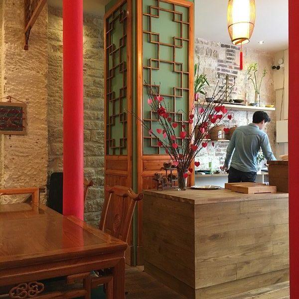 Tang Xuan salon de thé