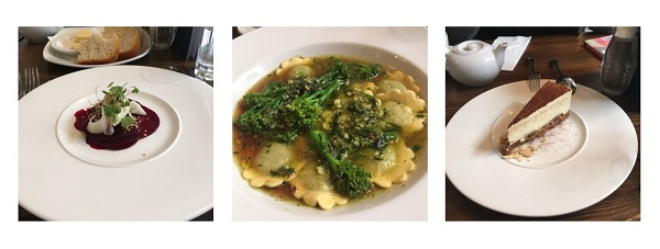 edimbourg restaurant food howies