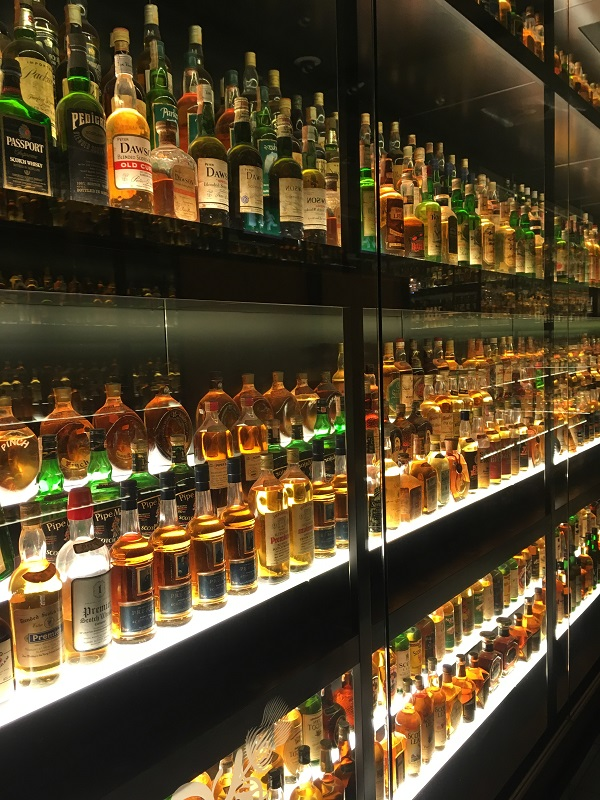 edimbourg scotch whisky experience