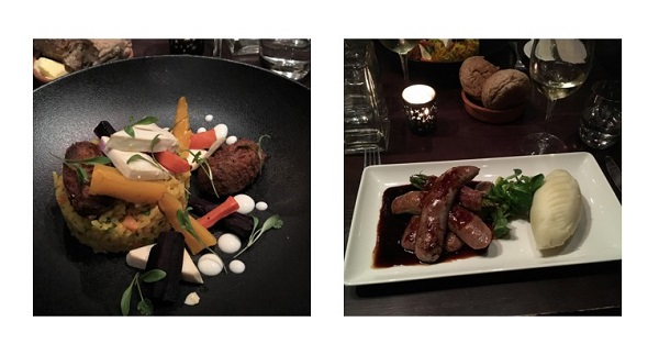 edimbourg restaurant food the magnum