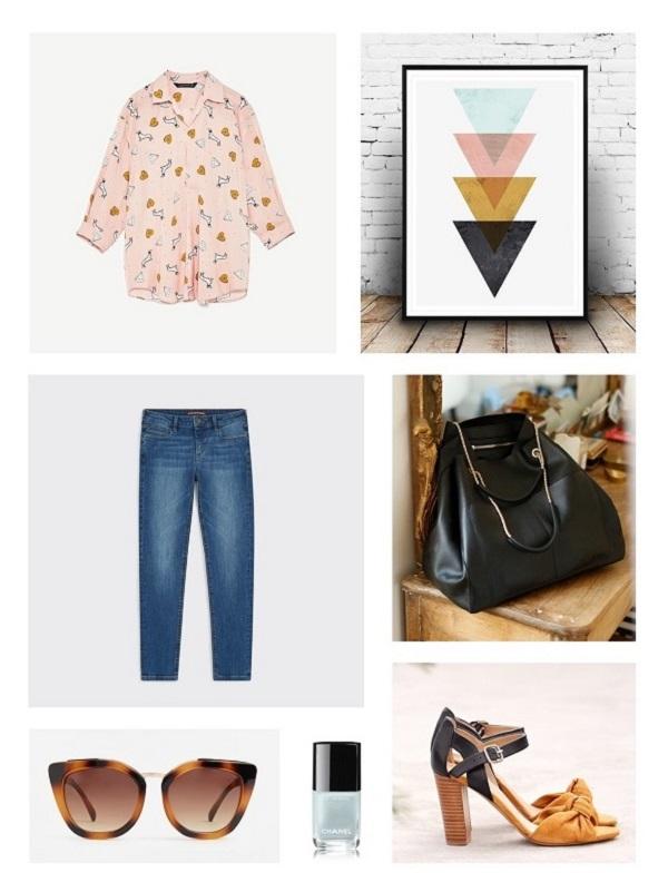 shopping sezane mango zara etsy chanel