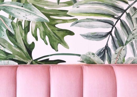 Holy Matcha San Diego matcha café green pink
