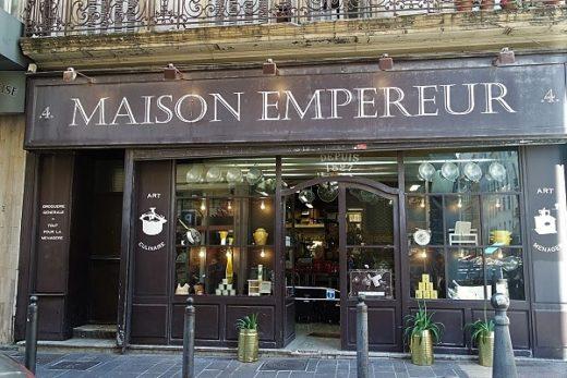 shopping marseille deco maison empereur