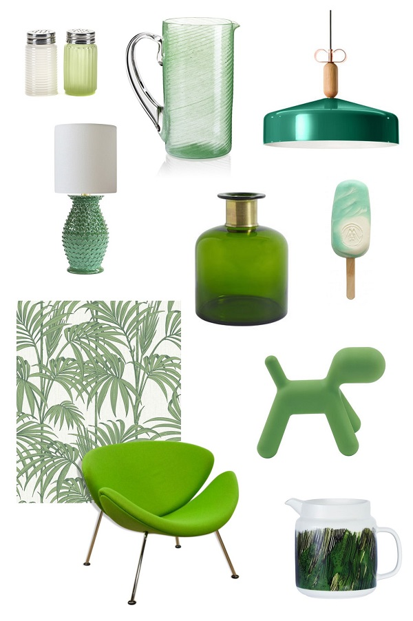 selection green deco lifestyle