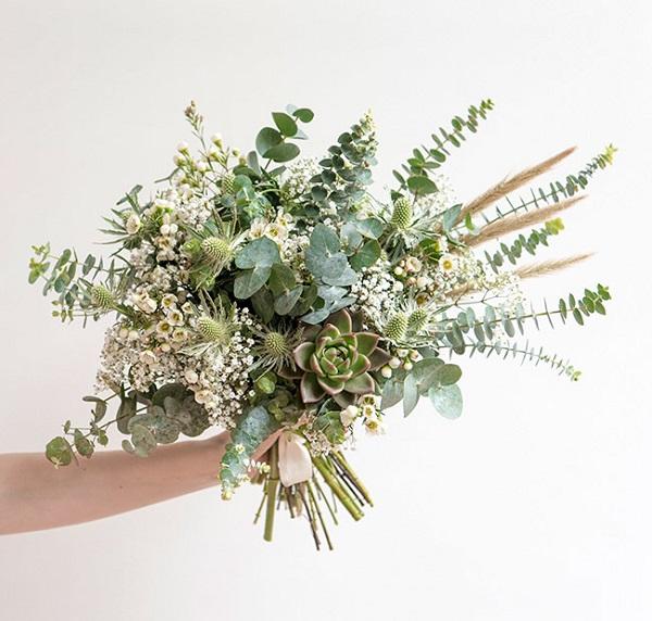 laure de sagazan x bergamotte bouquet porquerolles