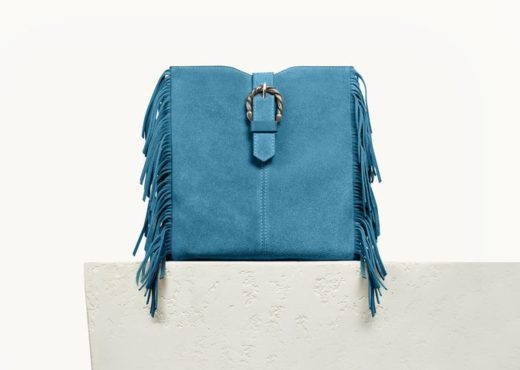 shopping mode sac maje bleu