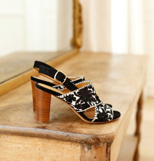 sandales high moore sezane mode