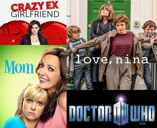 doctor who crazy ex girlfriend mom love nina