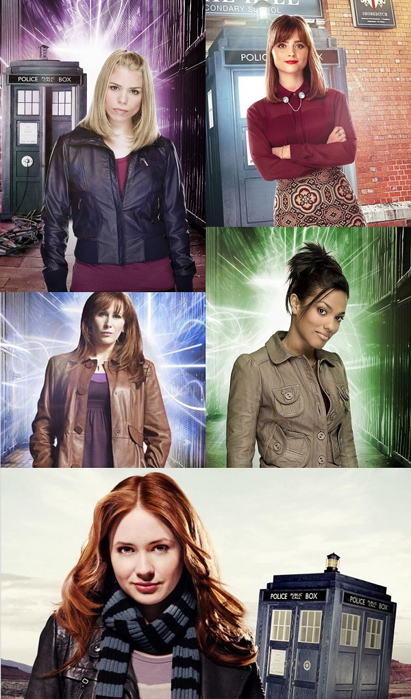 doctor who personnages feminins