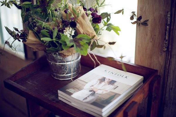 kinfolk flowers lifestyle