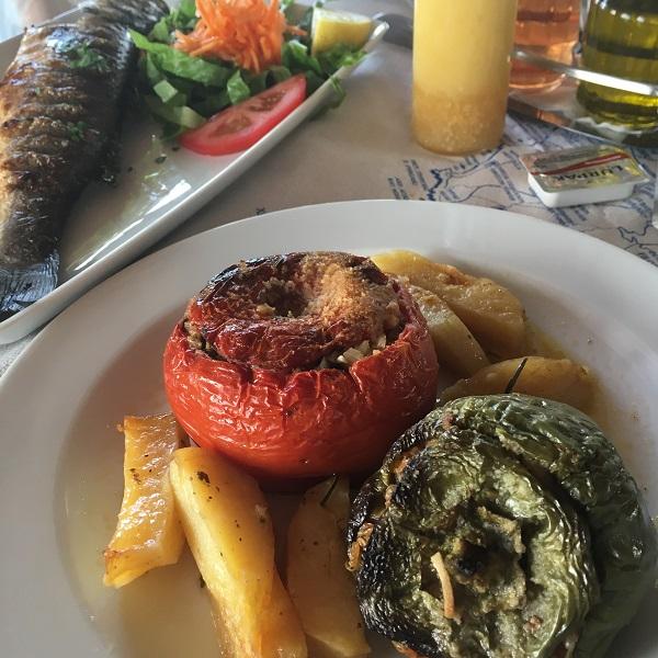 naxos cyclades restaurant bar oasis