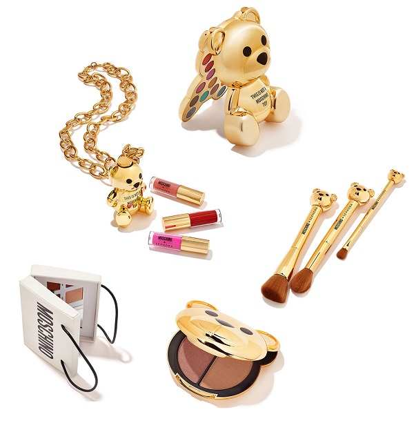 collaboration moschino x sephora collection capsule