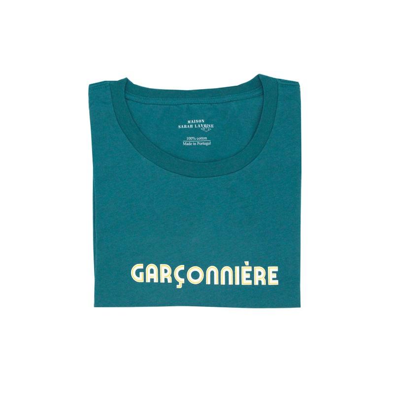 sarah lavoine tee shirt garçonniere