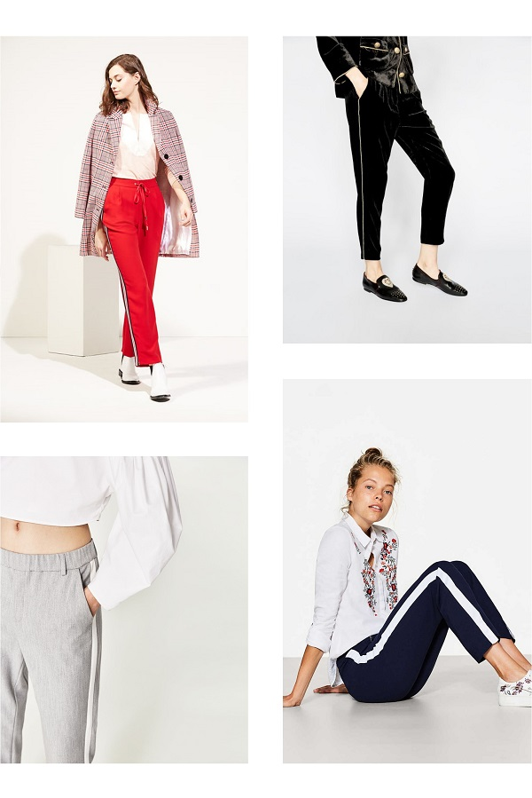 pantalon zara esprit the kooples claudie pierlot