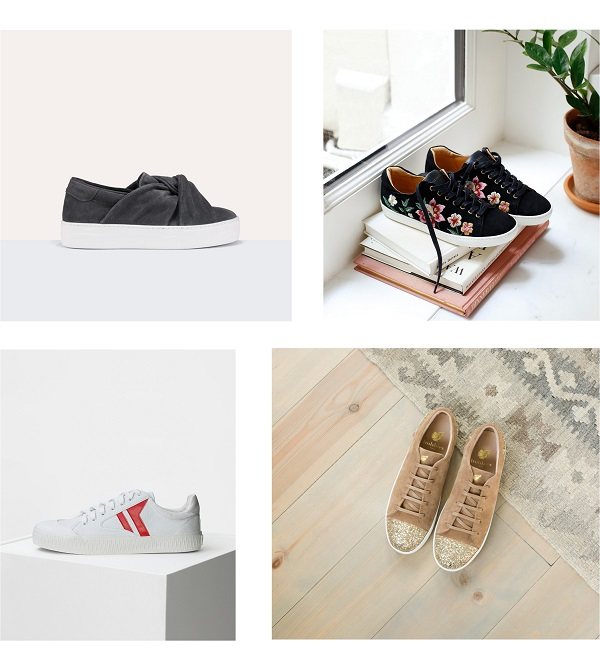 baskets sneakers maje sezane celine bobbies
