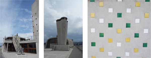 rooftop corbusier