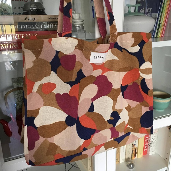 totebag sezane fall winter ines longevial