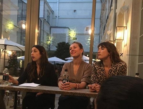 dedicace a paris jeanne damas lauren bastide