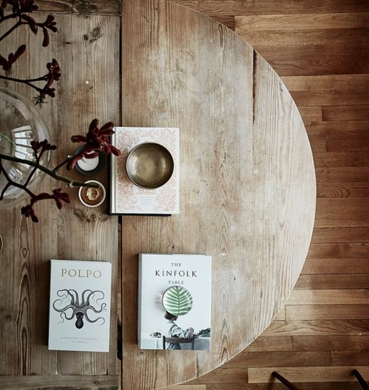 deco kinfolk table magazine