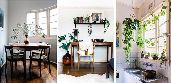 deco style kinfolk lifestyle green