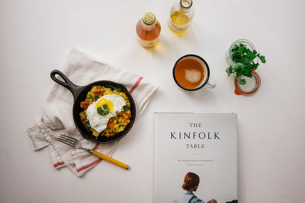 kinfolk arts de la table cuisine