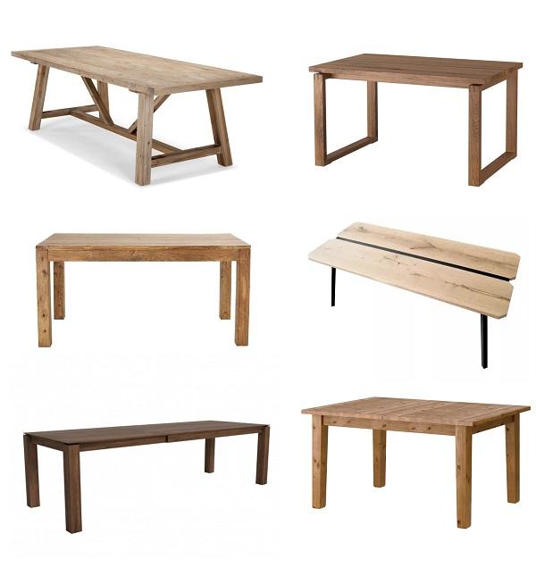 table style kinfolk bois massif