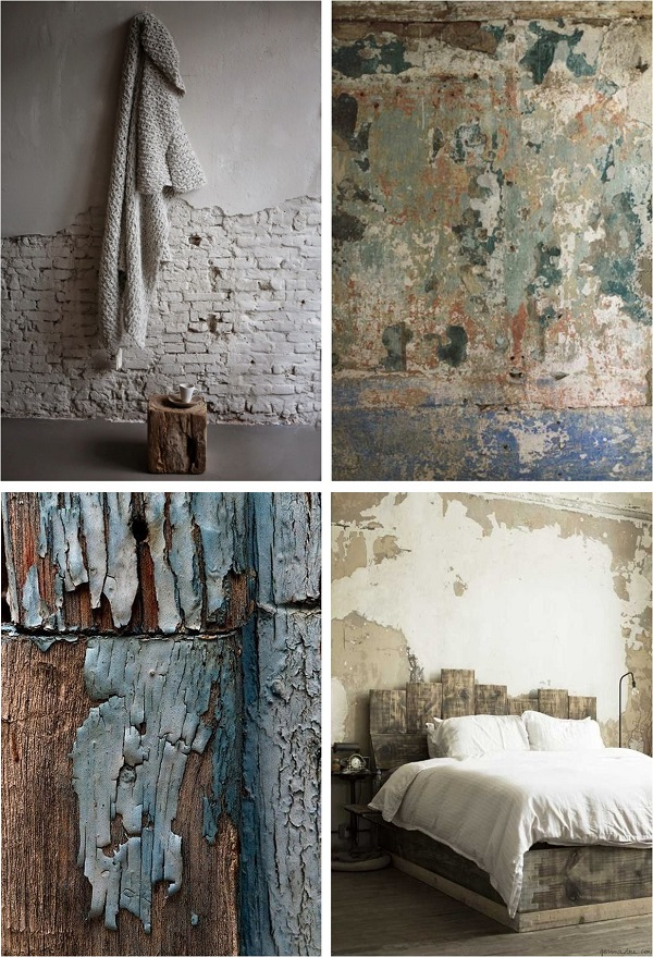 wabi sabi walls painting