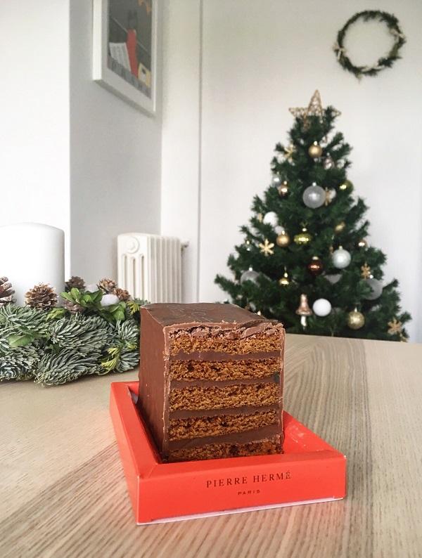 pain d epices cake aux marrons pierre herme
