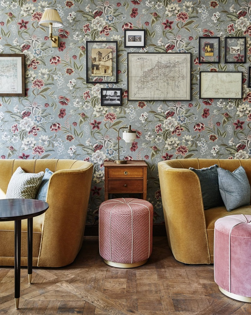the hoxton paris deco tendances